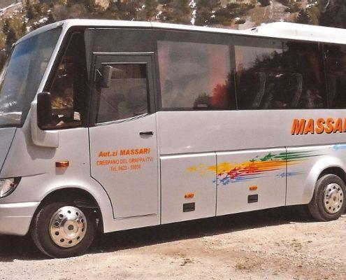 Noleggio Bus 20 posti Daimlercrysler Ibis Newcar