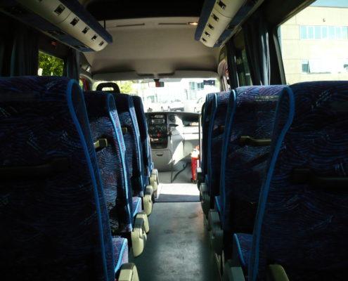 Noleggio Bus 19 Posti Iveco A50/E4/20/B