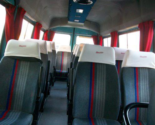 Noleggio Minibus Treviso Mercedes 321DF Sprinter