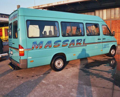 Noleggio Minibus 9 posti Mercedes Benz Sprinter