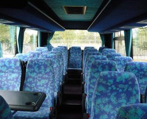 Noleggio Autobus 54 Posti Treviso - DAF 56