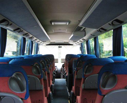 Noleggio Autobus 41 Posti Treviso - Setra 411 HD